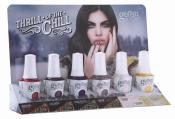 Gelish collection complète Thrill of the Chill (6 x 15 ml)