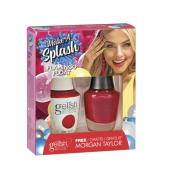 Gelish Flamingo Float de la collection Make a Splash TOAK (2x15 ml)