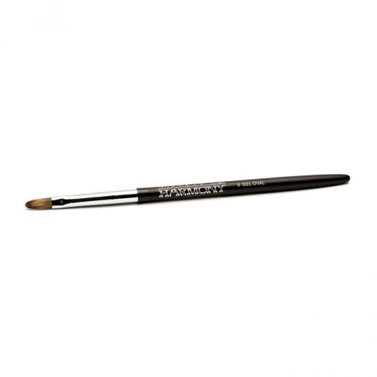 Harmony Gel Brush # 6 Oval