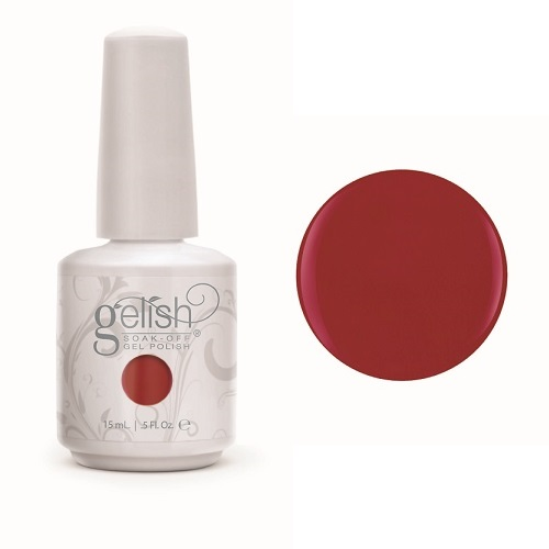 Gelish 1080 ruby two shoes diva nails a