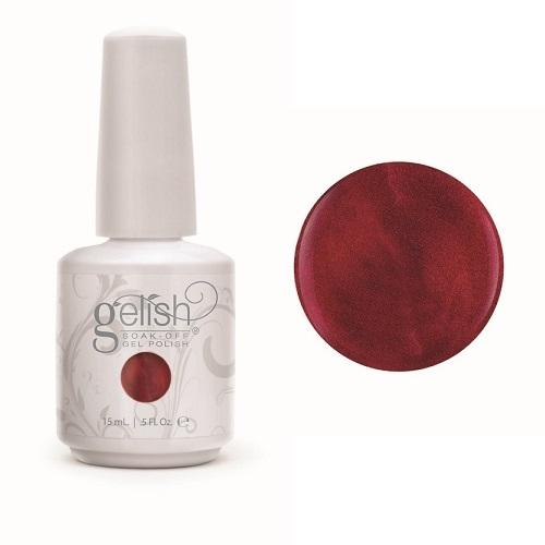Gelish I'm So Hot de la collection Red Matters -  Holiday 2015 (15 ml)