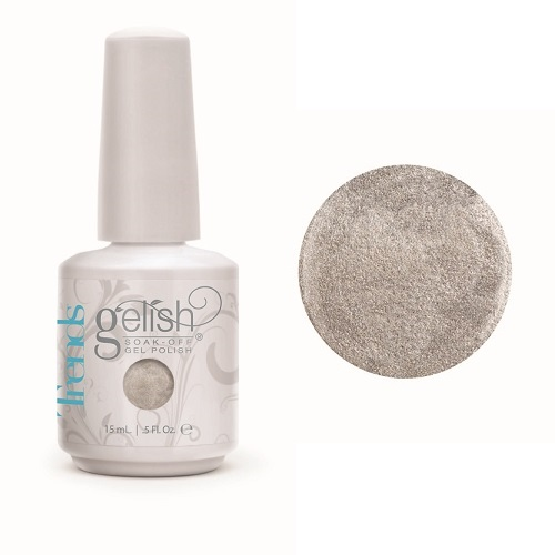 Gelish 1085 tinsel my fancy diva nails a