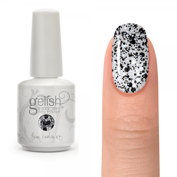 Gelish a pinch of pepper diva nails