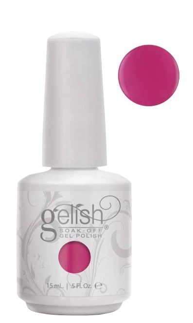 Gelish amour color please diva nails 2