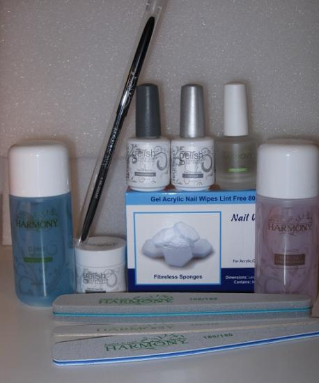 Gelish Deluxe Kit