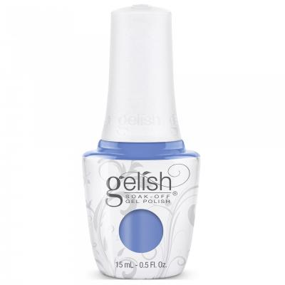 Gelish Blue-Eyed Beauty de la collection Forever Fabulous (15 ml)