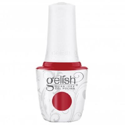 Gelish Classic Red Lips de la collection Forever Marilyn (15 ml)