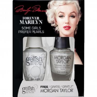 Gelish TOK Some Girls Prefer Pearl de la collection Forever Marilyn (15 ml)
