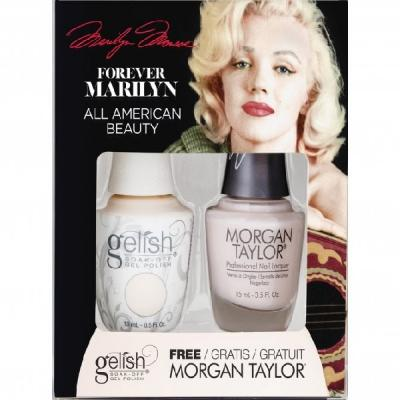 Gelish TOK All American Beauty de la collection Forever Marilyn (15 ml)