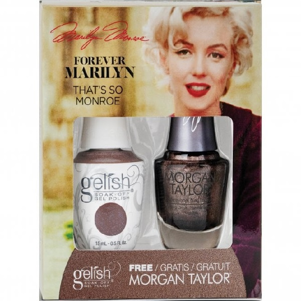 Gelish forever marilyn 1410356 that s so monroe duo