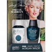Gelish TOK Flirty & Fabulous de la collection Forever Marilyn (15 ml)