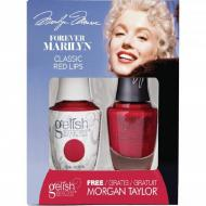 Gelish TOK Classic Red Lips de la collection Forever Marilyn (15 ml)