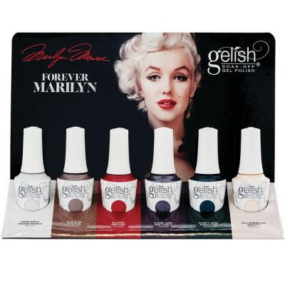 Gelish collection Forever Marilyn (6x15 ml)