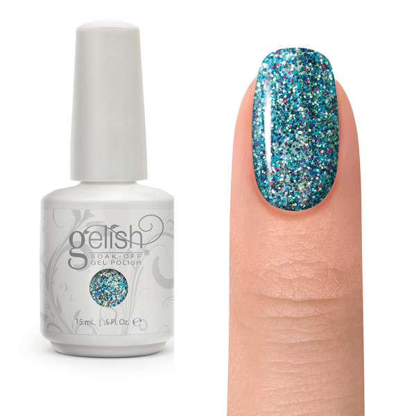 Gelish getting gritty with it diva nails