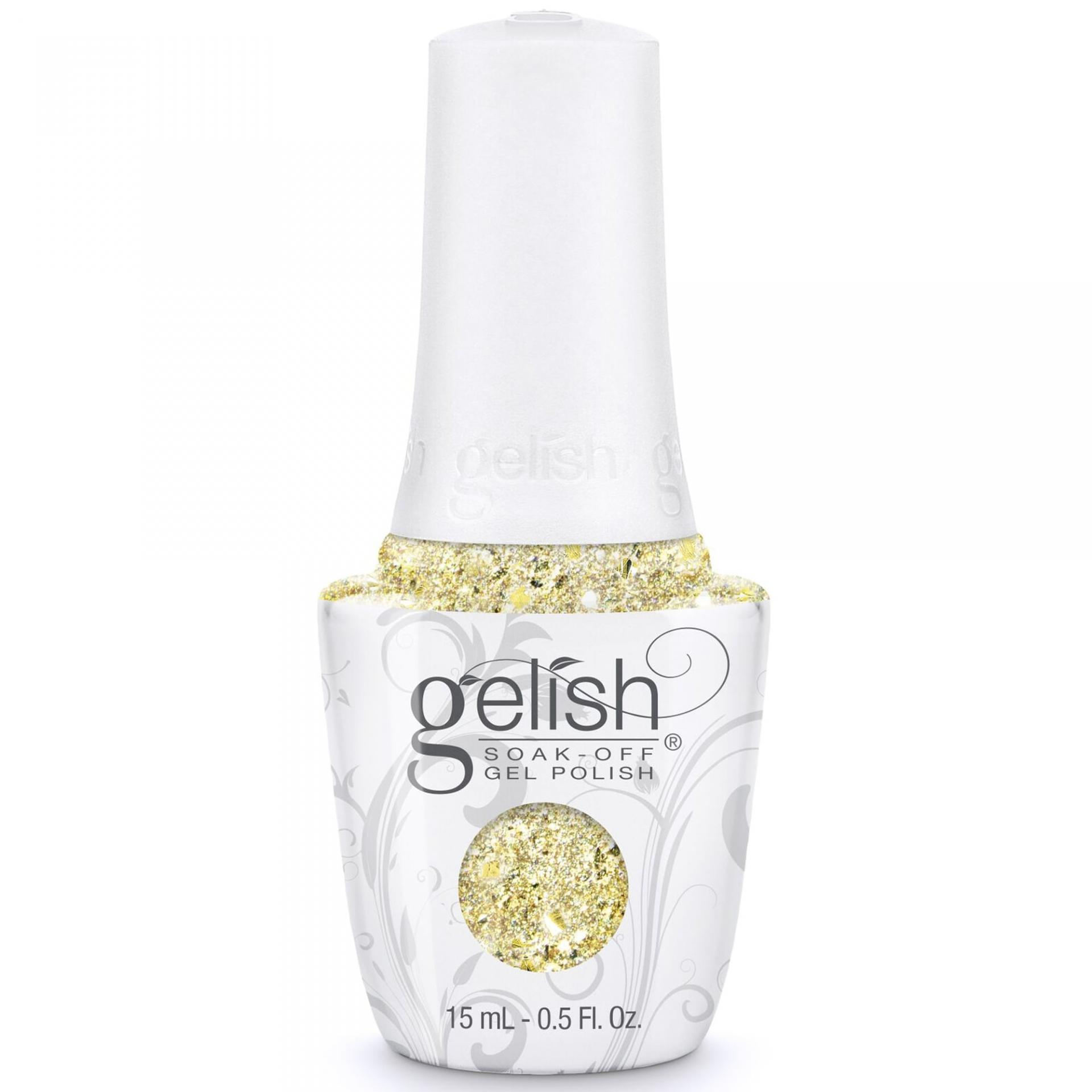 Gelish ice cold gold 2