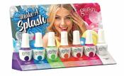 Gelish collection Make a Splash complète (7x15 ml)