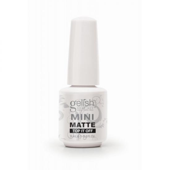 Gelish Matte Top it Off mini (9ml)