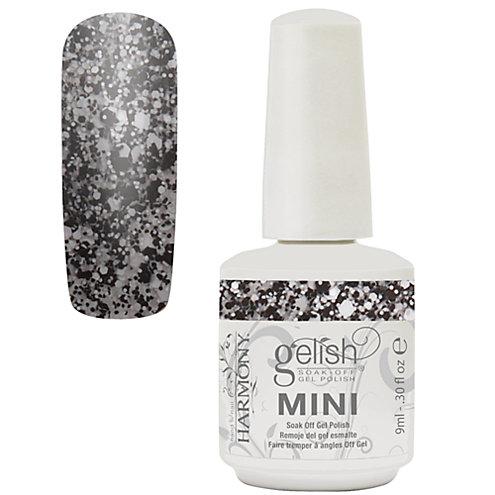 Gelish mini a pinch of pepper diva nails