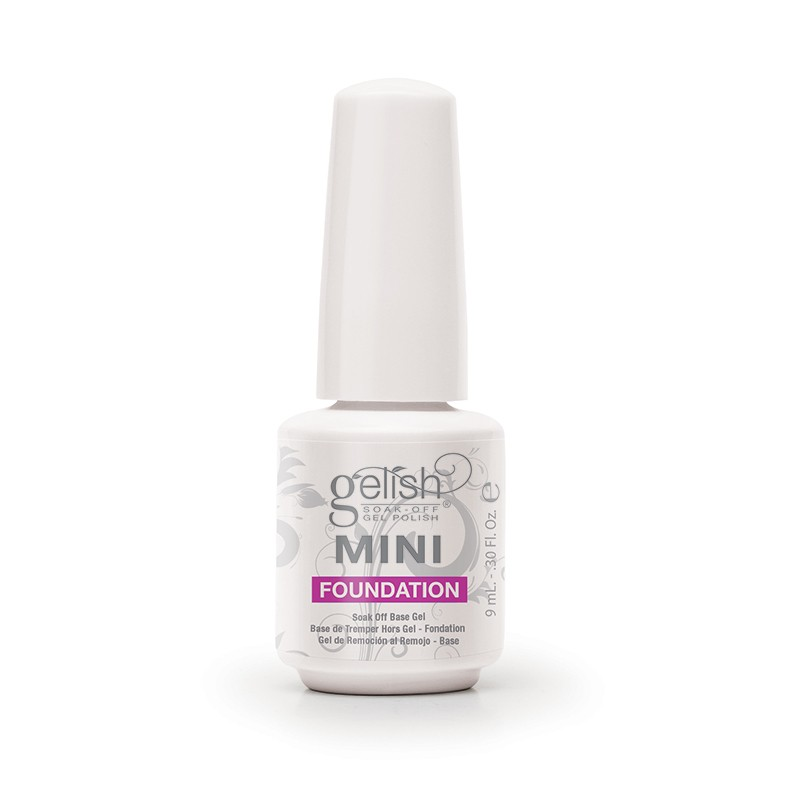 Gelish mini bottle foundation