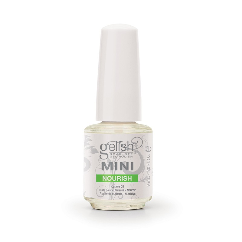 Gelish mini bottle nourish