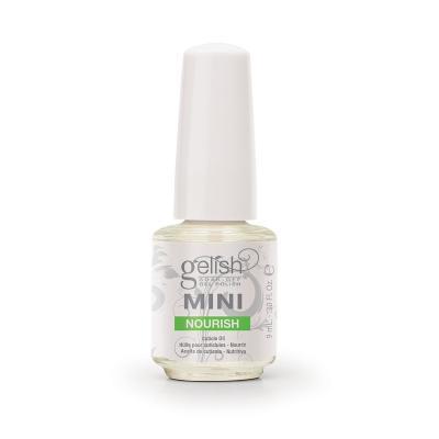 Nourish mini, huile pour cuticule de Harmony Gelish (9ml)
