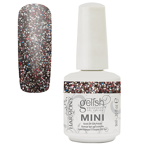 Gelish mini girls night out diva nails