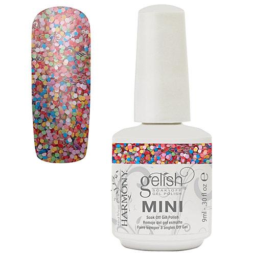 Gelish mini lots of dots diva nails