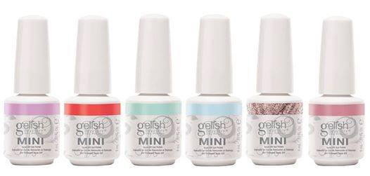 Gelish mini Kiss Me, I'm a Prince (9 ml)
