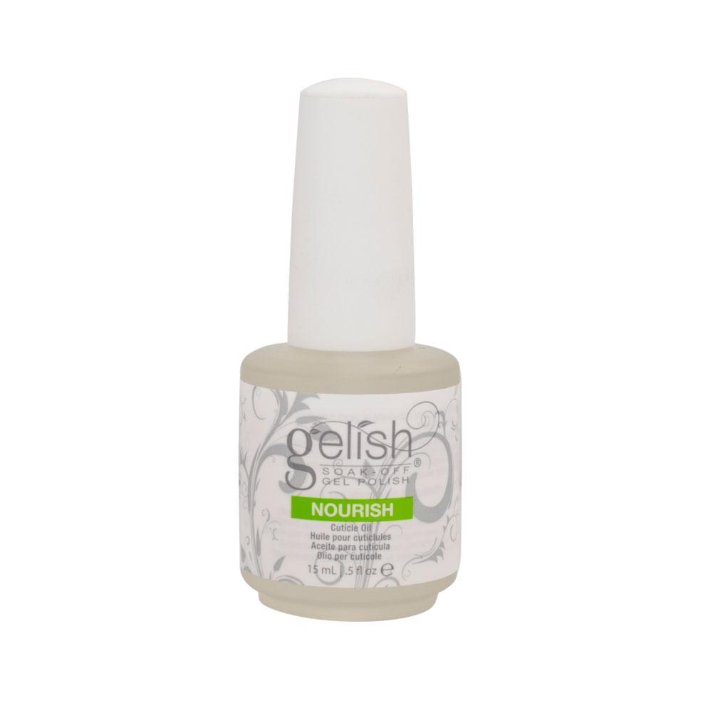 Gelish nourish diva nails