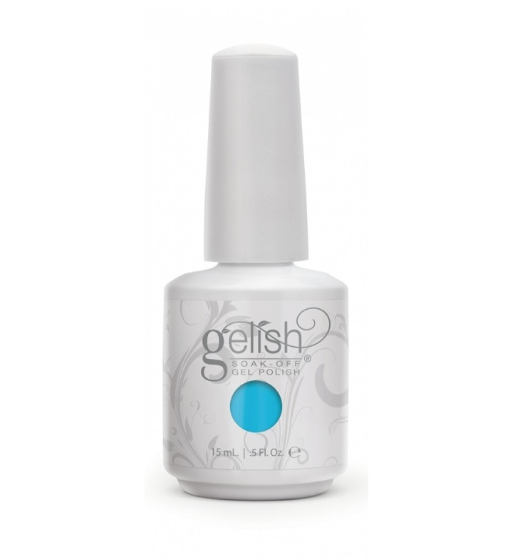 Gelish one cool cat diva nails