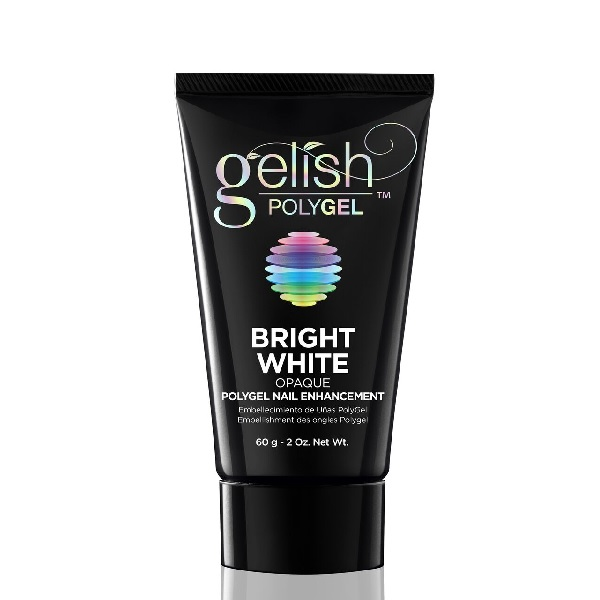 Gelish polygel bright white