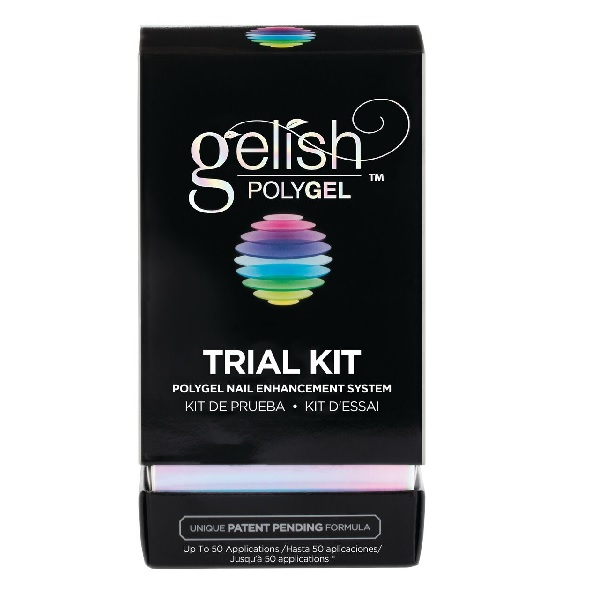 Gelish polygel trial kit 1