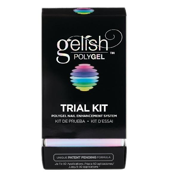 Gelish polygel trial kit 1