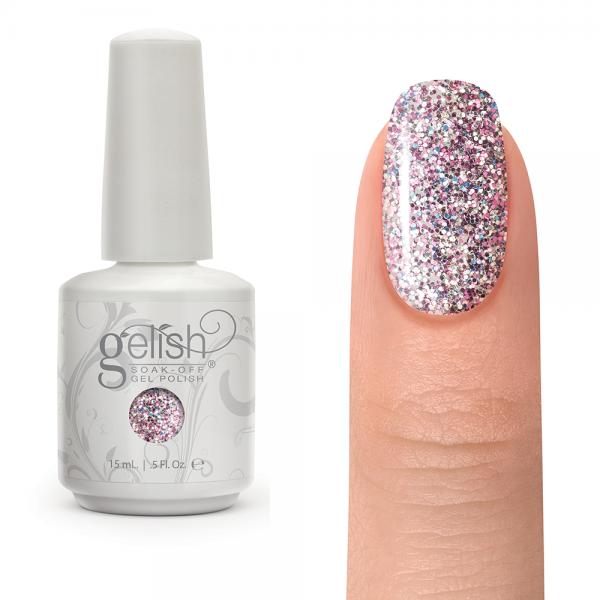 Gelish sweet 16 diva nails