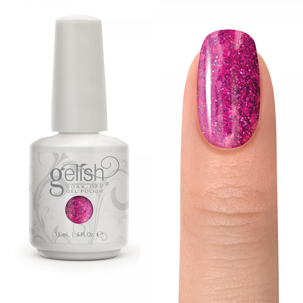 Gelish too tough to be sweet diva nails