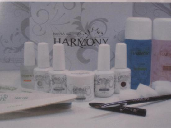 Gelish French Deluxe Kit