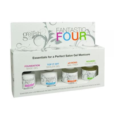 Gelish Kit Fantastic Four (4 X 15ml)