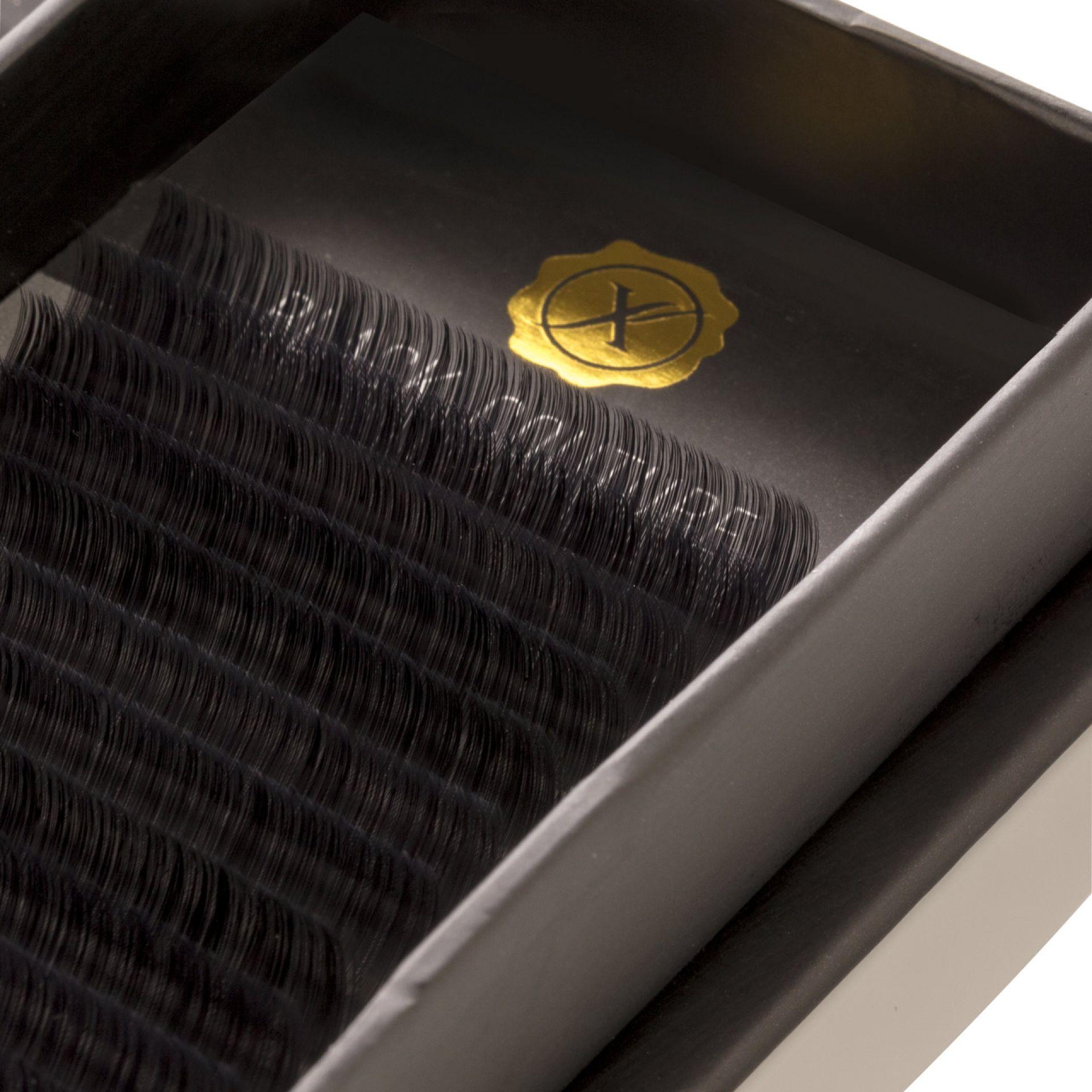 Lash extend cil black couture noir premium c curl 1