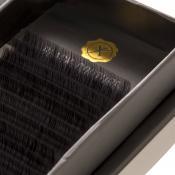 Lash Extend Cil Black couture DD curl MIX 0.07mm