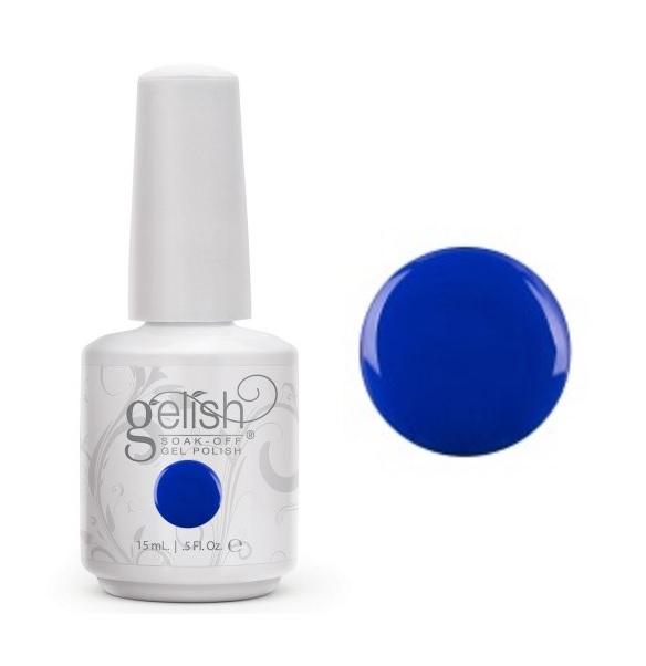 Mali blu me away gelish diva nails