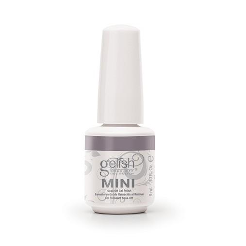 Mini gelish rule the runway diva nails