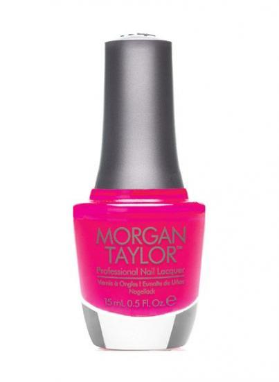 Morgan Taylor Prettier In Pink (15 ml)