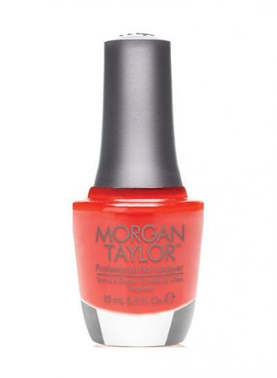Morgan Taylor Orange You Glad (15 ml)