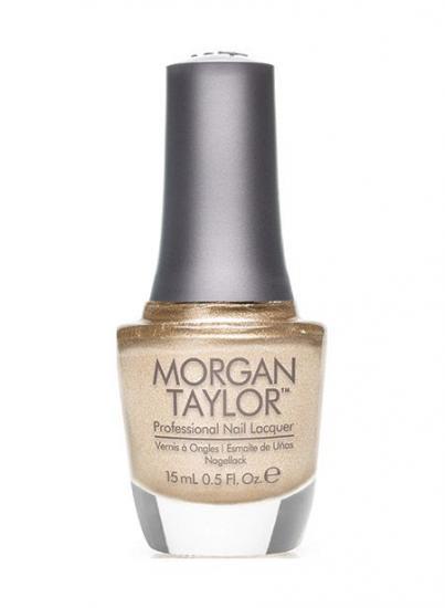 Morgan Taylor Give Me Gold (15 ml)