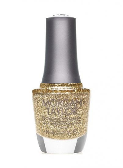 Morgan Taylor Glitter & Gold (15 ml)