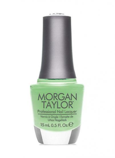 Morgan Taylor Supreme in Green (15 ml)