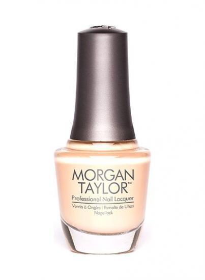 Morgan Taylor New School Nude  (15 ml)