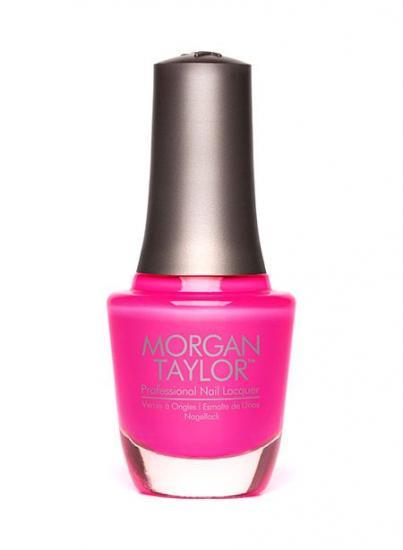 Morgan Taylor Pink Flamme-Ingo (15 ml)