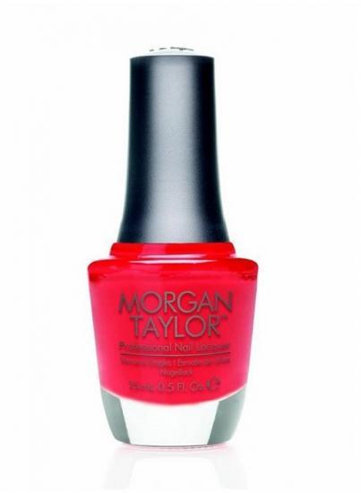 Morgan Taylor Big Bang Red (15 ml)