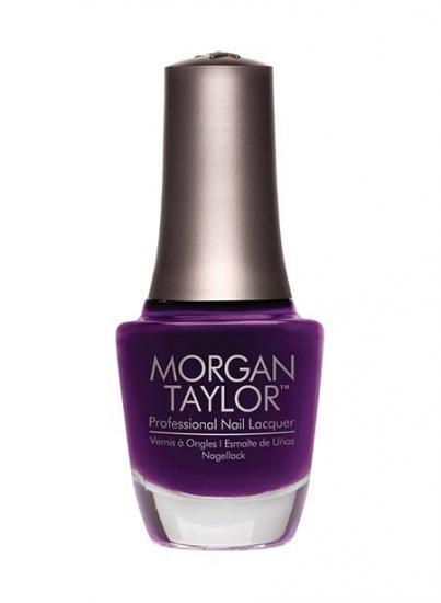Morgan Taylor Plum Tuckered Out de la collection Urban Cowgirl (15 ml)